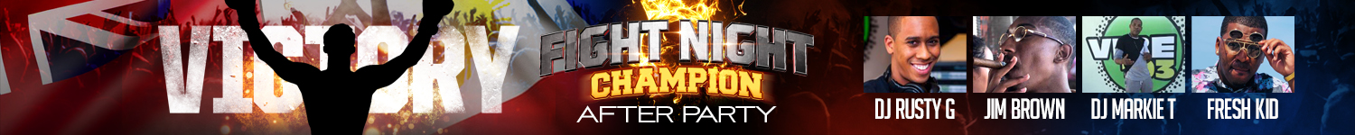 Victory Fight Night Ad